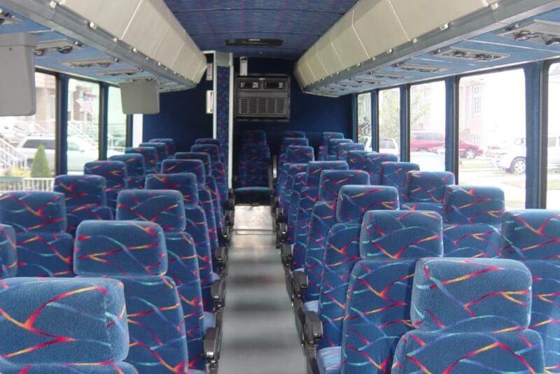 Stockton Charter Bus Service
