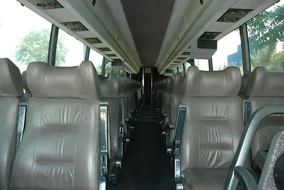Stockton Charter Buses