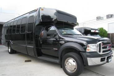 Stockton Party Bus Rental