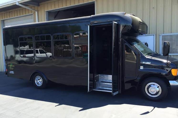 Stockton Party Bus Prices