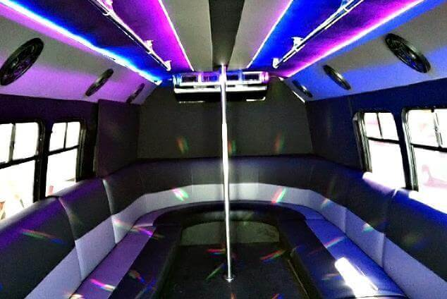 Sunnyvale Party Buses