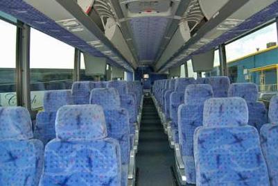 Thousand Oaks Charter Bus Service