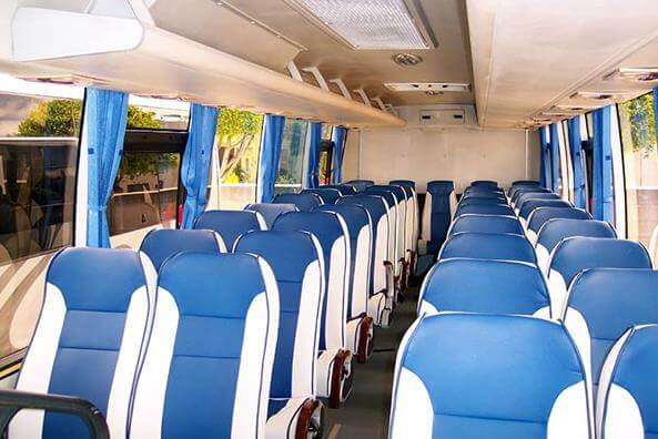 Thousand Oaks Charter Buses