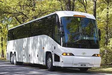 Topeka Charter Bus Rental