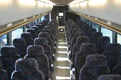 Topeka Charter Bus Service