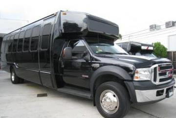 Topeka Party Bus Rental