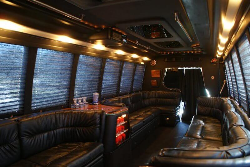 Topeka Party Buses