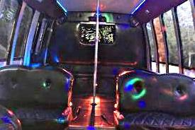 Tucson Party Bus Service