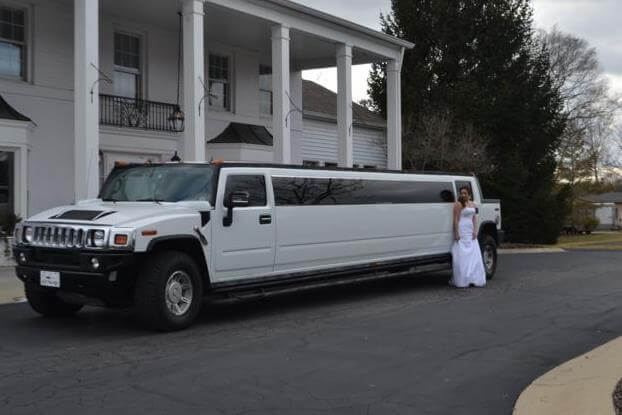 Upland Limo Prices