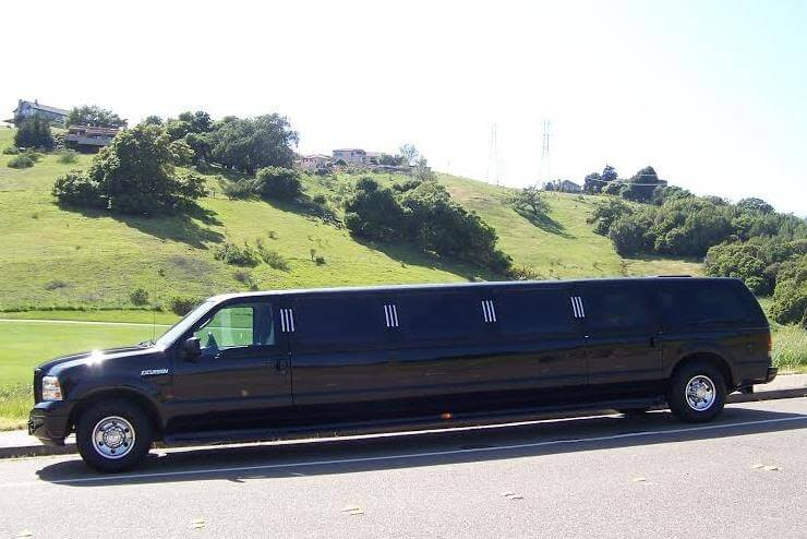 Vacaville Limo Rental