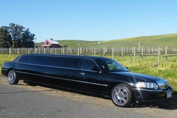 Vallejo Limo Prices
