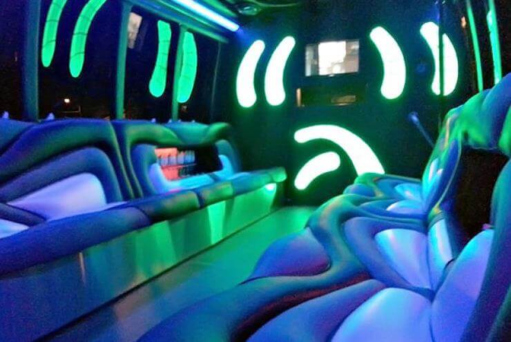 Vancouver Party Buses