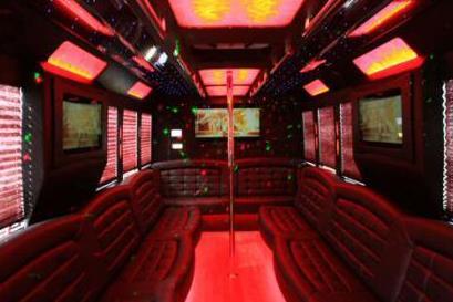 Waco Party Bus Service