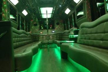 Waco Party Buses