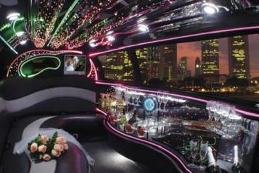 Limo Service Wall