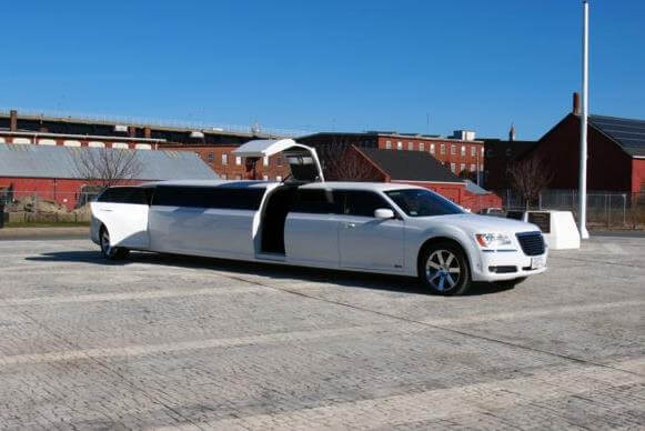Warwick Limo Prices