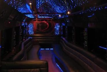 Washington DC Party Bus Service