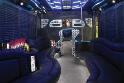 Washington DC Party Buses