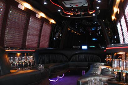 West Valley City Party Bus Service
