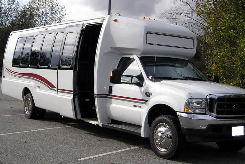 Wilson Party Bus Rental