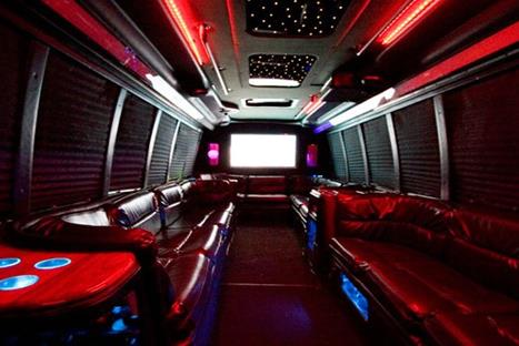 Worcester Party Buses
