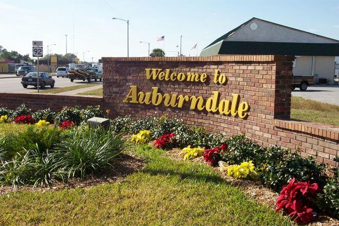 Auburndale Party Bus