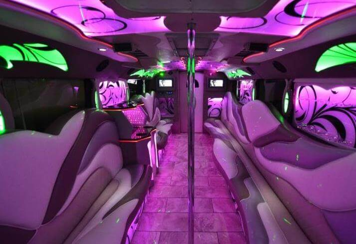 Bachelorette Party Bus Rentals