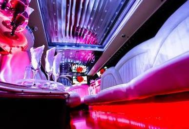 Bachelorette Party Limos