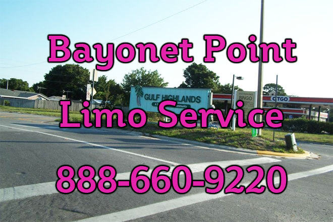 Bayonet Point Limo Service