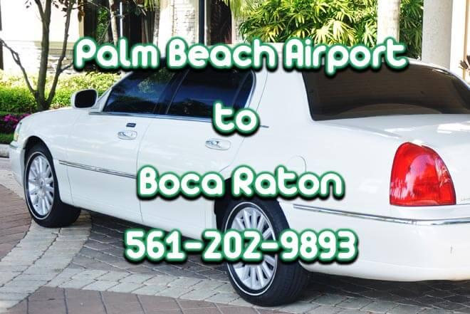 Boca Raton to PBI