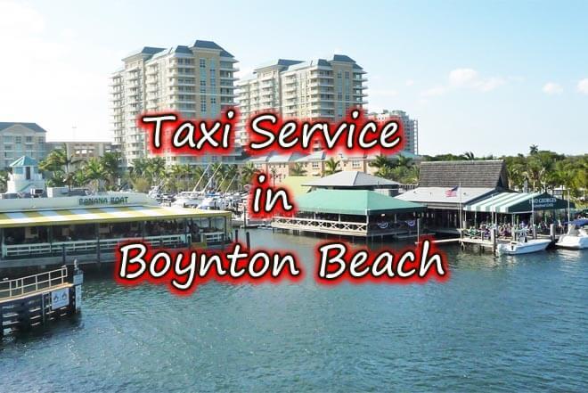 Yellow Taxi Boynton Beach