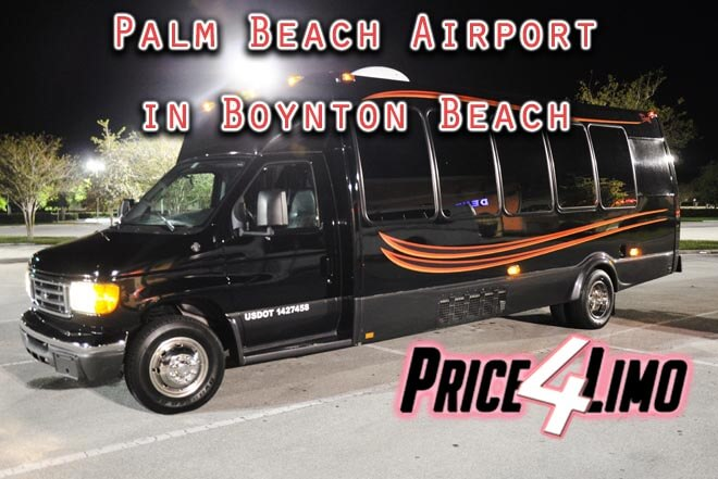 Boynton Beach to Palm Beach Airport