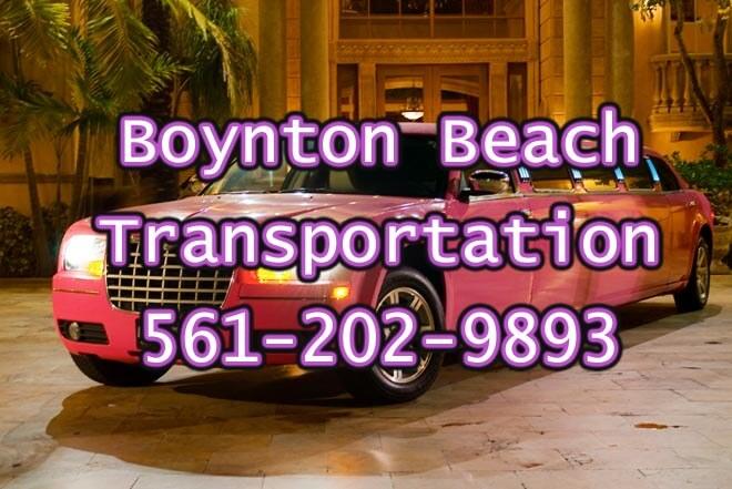 Boynton Beach Transportation
