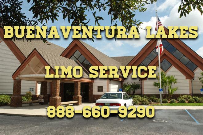 Buenaventura Lakes Limo Service