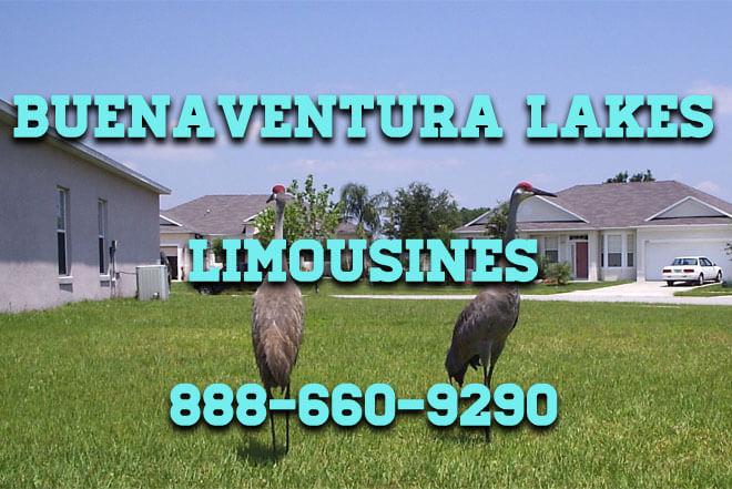 Buenaventura Lakes Limousine Service