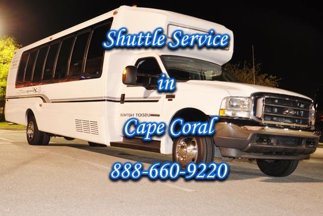 Shuttle Service Cape Coral