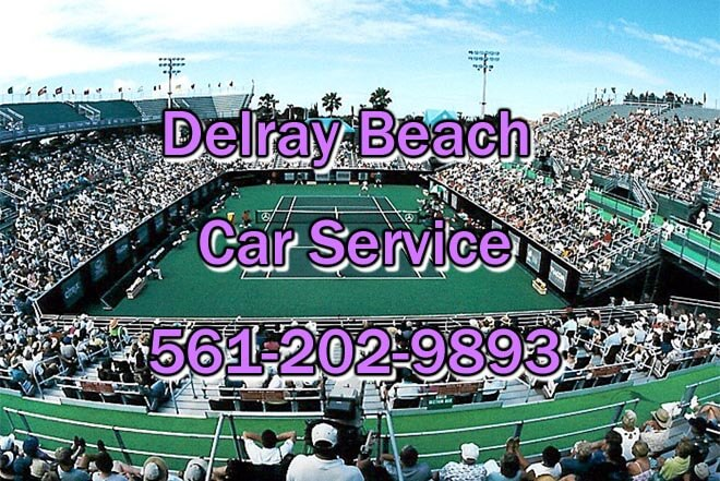 Car Service in Delray Beach