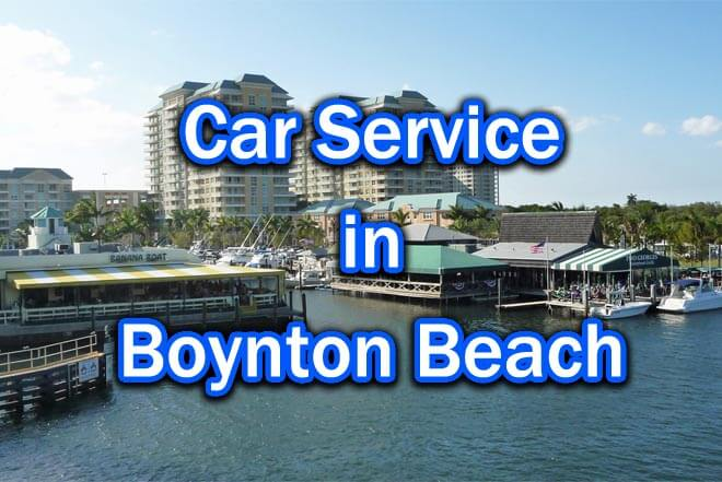 Car Service in Boynton Beach