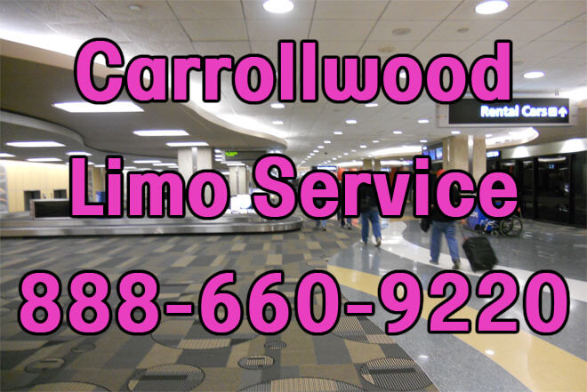 Carrollwood Limo Service