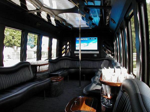 Celebration Party Bus Rental