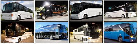 Killeen Charter Bus Fleet