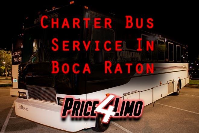 Charter Bus to Boca Raton