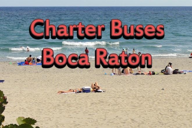 Charter Buses Boca Raton