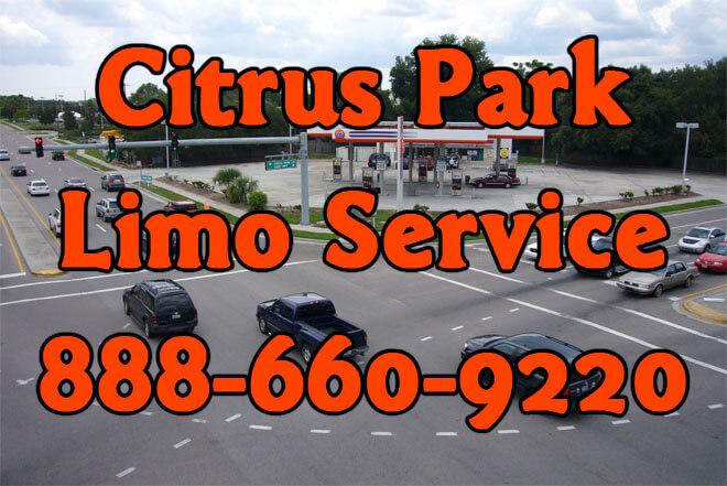Citrus Park Limo Service