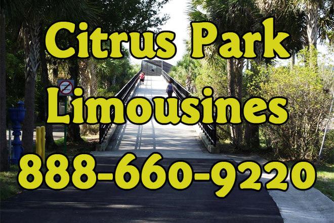 Citrus Park Limousine Service