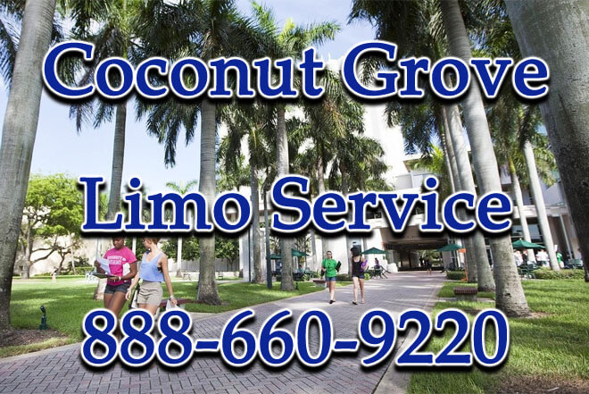 Coconut Grove Limo Service
