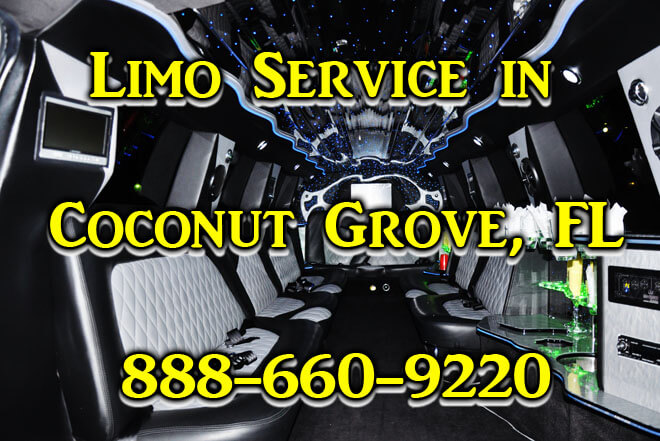 Coconut Grove Limousine Service