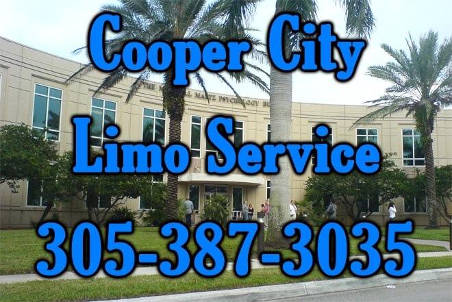 Cooper City Limo Service