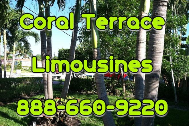 Coral Terrace Limousine Service