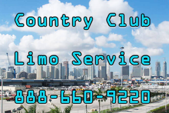 Country Club Limo Service